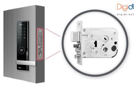 قفل دیجیتال سامسونگ SHS-H505