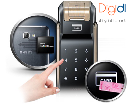 قفل دیجیتال سامسونگ SHS-DP920
