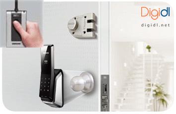 ریموت قفل دیجیتال سامسونگ SHS-P520
