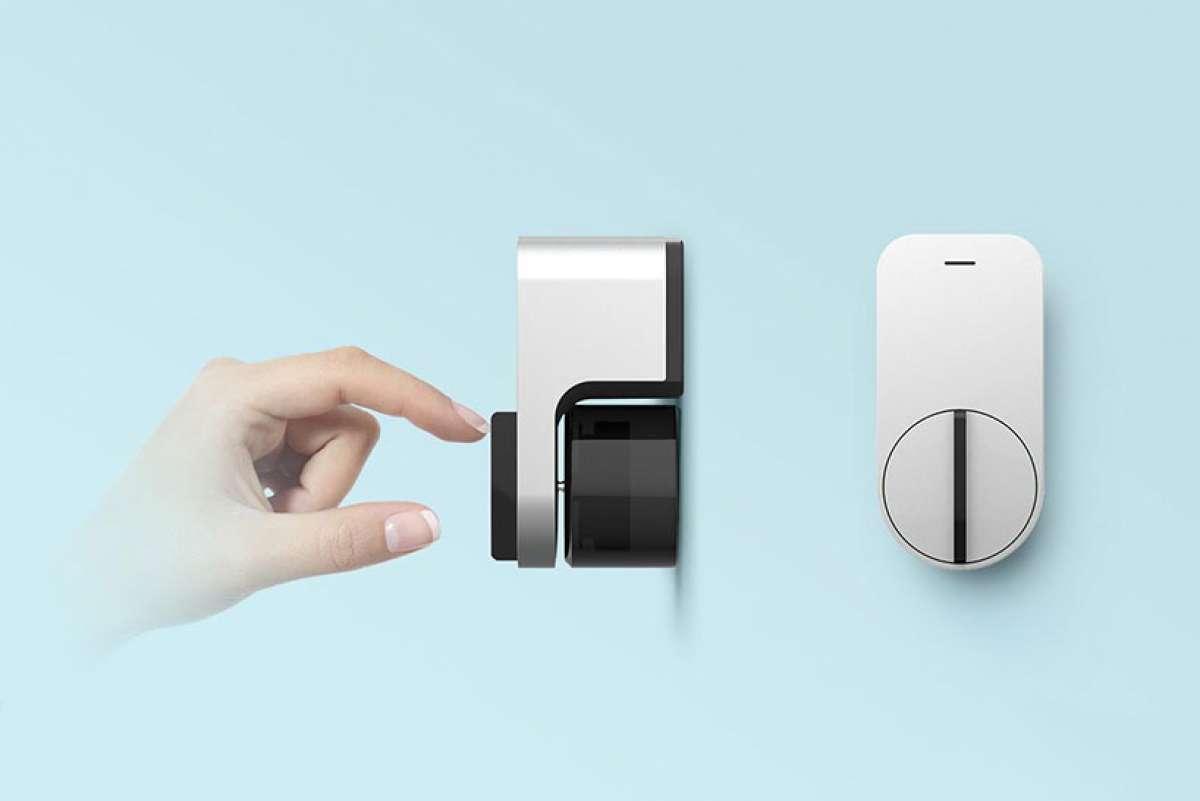 مزایا قفل هوشمند