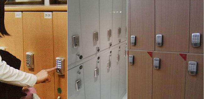 استفاده از قفل دیجیتال در باشگاه ها