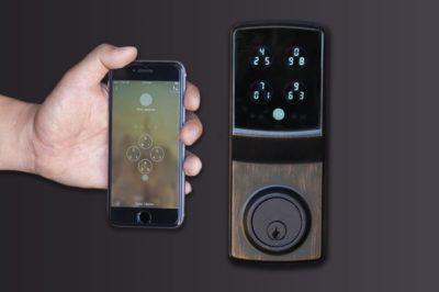 مزایای استفاده از قفل هوشمند