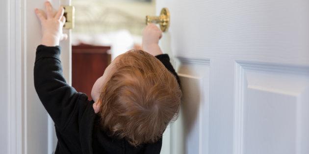 قفل دیجیتال با محافظ کودک