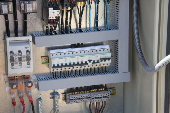 برق کشی هوشمند ساختمان